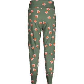 Maloja AgneM. Yoga Pants Women, cypress rhodo